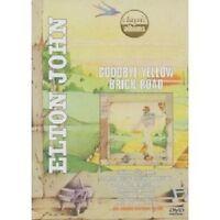 "ELTON JOHN ""GOODBYE YELLOW BRICK ROAD"" DVD NEU"