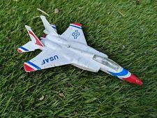 REVELL DIECAST USAF JET FIGHTER PLANE AIRCRAFT 1990