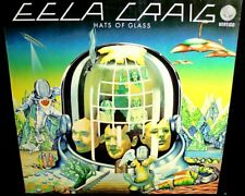 [EELA CRAIG]-HATS OF GLASS LP [VERTIGO 6360 638] 1978 GERMANS 1ST PRESS