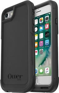 OtterBox Pursuit Series Case for iPhone SE (2020), 8 & 7, Black Easy Open Box