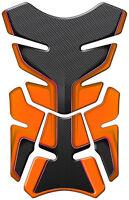 PAD PROTECTION RESERVOIR ORANGE CARBONE KTM SUPER DUKE 125 200 390 690 990 1290
