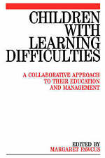 Children with Learning Difficulties: A Collaborative Approach to Their-ExLibrary