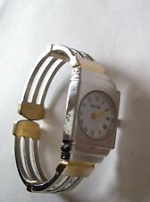 CHICOS Two Toned Cuff watch