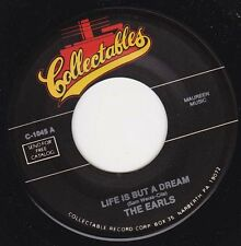 """THE EARLS - Life Is But A Dream 7""""  45"""