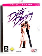Dirty Dancing PC Nuevo Precintado Retro Videogame Videojuego Sealed New PAL/SPA
