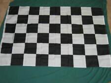 4X6 CHECKERED FLAG NEW NASCAR CHECKER FINISH LINE F555