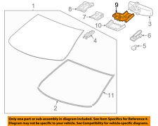 Chevrolet GM OEM 14-18 Impala Windshield-Trim Cover 22800727