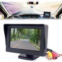 """hinten HD Digital Parkplatz Bildschirm mit Automonitor 4.3 """" PAL /NTSC TFT LCD"""