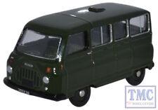 76jm022 Oxford Diecast 1:76 scala OO Gauge Morris j2 Minibus hqec dell'esercito britannico