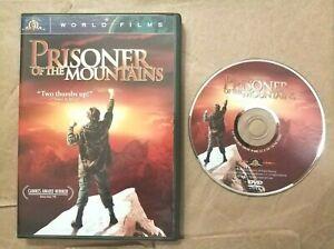 Prisoner of the Mountain,DVD,R1,US,OOP,VGC,Sergei Bodrov,1996,Rare,Russian,Film.