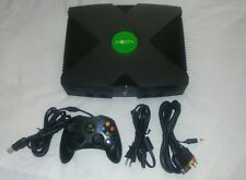 Modded Original Xbox Console 250gb HD Coinops 7 Massive 4000+ Games