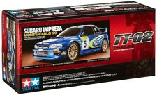 Tamiya 1/10 RC Car Series No.631 Subaru Impreza Monte-Carlo TT-02 Kit 58631 4950