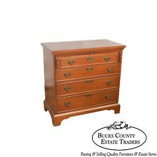 Ordinaire Craftique Solid Mahogany Chippendale Style Bachelors Chest