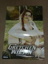 Gretchen Wilson with Guitar Promo Poster