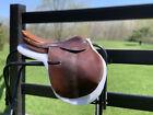 English Saddle17.5 Long Flap