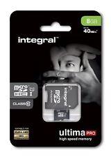 8 GB Micro SDHC Clase 10 Tarjeta De Memoria Para Cámaras Dash en el coche Video Camaras.