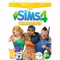 The Sims 4 Island Living Expansion (PC / MAC) New and Sealed