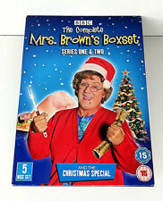 THE COMPLETE MRS.BROWNS BOXSET SERIES ONE AND TWO 5 DISC SET