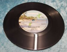 JOHN HOLT WINTER WORLD OF LOVE/ THE AGGROVATORS EVERYTHING CBN 309 1976