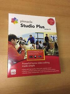 Pinnacle Studio Plus / Version 10 - Home Video Editing Software