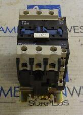 Telemecanique LC2D4011 60A Contactor 120v 60Hz Coil