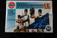 XM106 AIRFIX 1/72 maquette figurine 01749 Waterloo French Grenadiers NB 1986