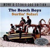 Surfin' Safari - Mono & Duophonic Edition, The Beach Boys, Very Good Double CD