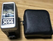 Vintage Konica Flash X-14