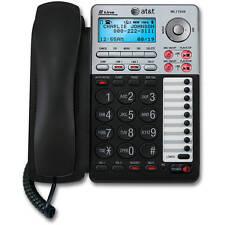 AT&T ML17939 2 Line Office Caller ID Speakerphone Answering Phone w Headset Jack