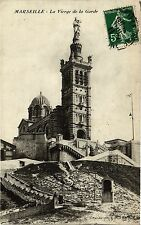 CPA Marseille-La Vierge de la Garde (186297)