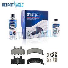 Front Ceramic Brake Pads Kit for Ram 1500 Suburban C1500 K1500 C2500 K2500 Yukon