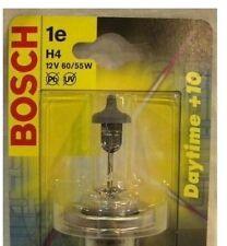 1 pc Bosch 987301054 Lampe Auto 1e h4 12v 60/55W tagsüber + 10% Ersatzteile neu