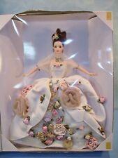 Mattel Barbie Doll Antique Rose FAO Schwarz Limited Edition 1996