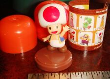Furuta Choco Egg Super Mario Bros. Collection Red Toad Mint in Egg US Dealer