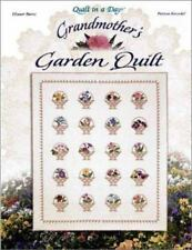 Quilt in a Day: Grandmother's Garden Quilt by Patricia Knoechel and Eleanor Burn