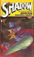 THE SHADOW - Murder Trail by Maxwell Grant (Paperback, 1977)