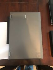 Dell Latitude E5510. Not in working condition. No screen or hard drive.