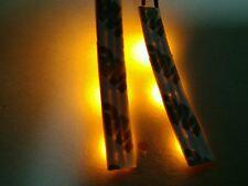 NEW Soft Yellow led strips for Woodland Scenics JP 5700 Just Plug light hub 2/st