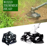 Weed Trimmer Head Lawn Sharpener Weed Trimmer Head for Lawn Power Mower by1
