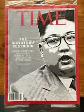 Time Magazine - May 21st 2018 The Trial of El Chapo RARE