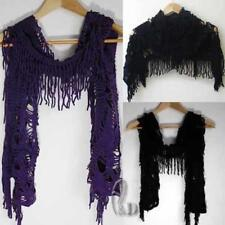 Cotton Blend Shawls/Wraps Patternless Scarves and Wraps for Women