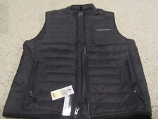 Vineyard Vines Mountain Weekend Puffer Vest Black M NWT
