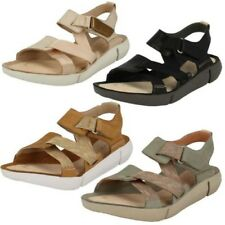 Clarks Ladies Sporty Sandals - Tri Clover