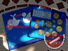 Coffret BU 1 Cent à 2 Euro + Médaille Naissance Slovaquie 2011