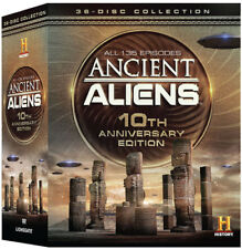 Ancient Aliens 10th Anniversary Edition Giftset [New DVD] Anniversary Ed, Boxe