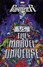 Punisher vs. the Marvel Universe by Ennis, Garth -Paperback