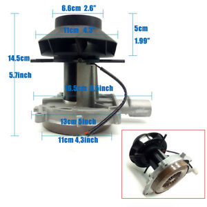 High Quality 12V Combustion Air Fan For Diesel Parking Heater Replacing