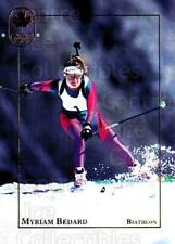 1992 Canadian Winter Olympic Medal Winners #44 Myriam Bedard