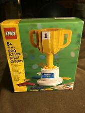 Lego 40385 Trophy 200 Pcs New Sealed Box Customized With Stickers