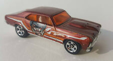 Hot Wheels 68 NOVA 2003 Mattel Speed Machines Macchina Car Vintage